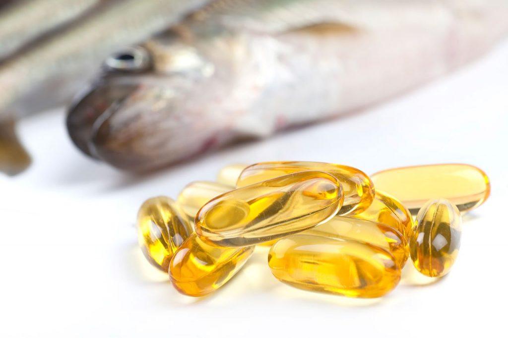 La Vitamina D y el Aceite de Pescado Controlan la Serotonina en el Cerebro