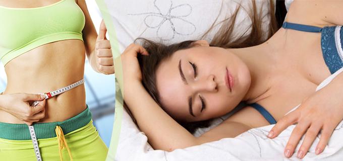 Cosas que hacer en la cama para perder más peso